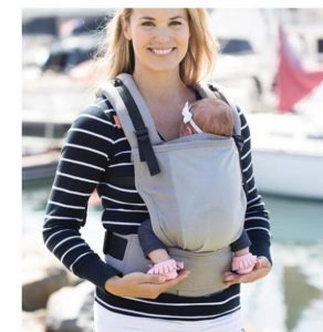 Tula free to grow newborn baby