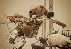 kinderstoel fiets