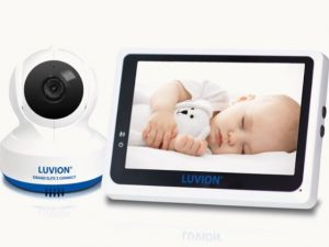 babyfoon luvion grand elite 3 connect review
