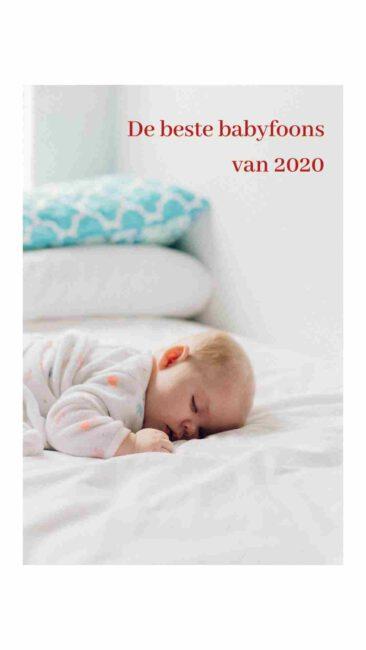 beste babyfoon 2020